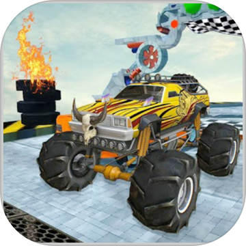 Conquer The Sky:Monster Truck
